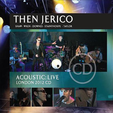 Then Jerico Acoustic Live CD CD