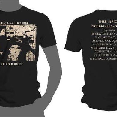 Then Jerico Crew Neck T-Shirt (mens/womens)