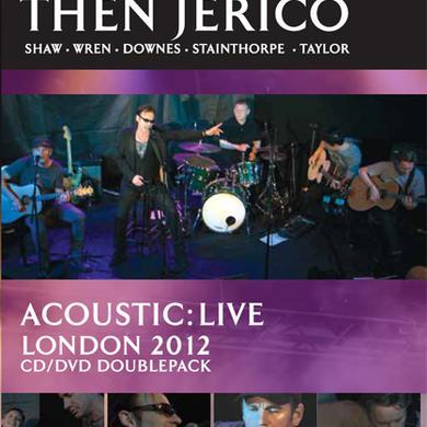 Then Jerico Acoustic Live CD/DVD