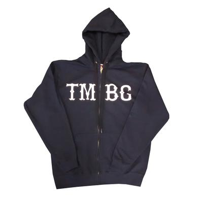 They Might Be Giants Navy Zip Hoody