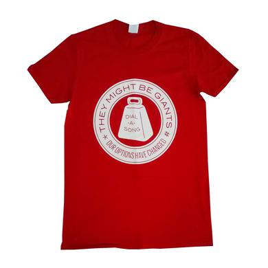They Might Be Giants Our Options Have Changed T-Shirt