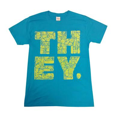 They Might Be Giants Blue They T-Shirt