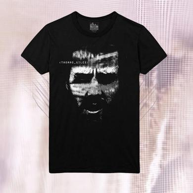 Thomas Giles Black Faces T-Shirt