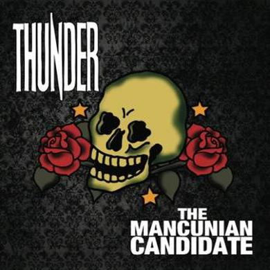 Thunder The Mancunian Candidate - Xmas 2012 CD Album CD