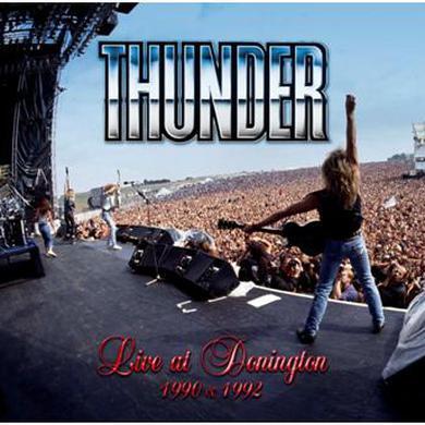 Thunder Live at Donington (1990 and 1992) CD/DVD