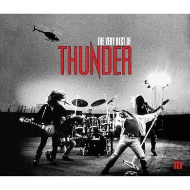 Very Best of Thunder CD