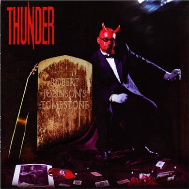 Thunder Robert Johnson's Tombstone CD