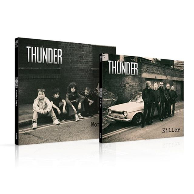 Thunder Wonder Days (Deluxe CD) CD