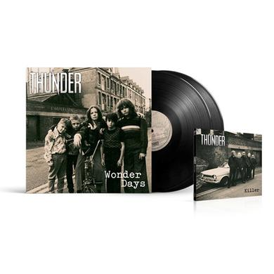 Thunder Wonder Days (Double Heavyweight LP) Double Heavyweight LP (Vinyl)