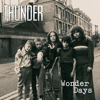Thunder Wonder Days (CD) CD