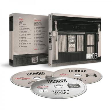 Thunder All You Can Eat CD/DVD