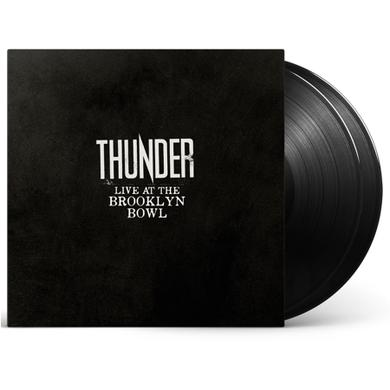 Thunder Live at The Brooklyn Bowl (Signed) Double Heavyweight LP (Vinyl)