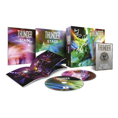 Thunder Stage Super Video Box Set (Signed & Limited) Boxset