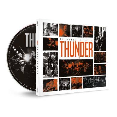 Thunder 29 Minutes Later CD (Exclusive) CD