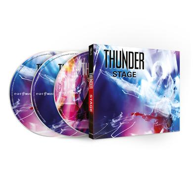 Thunder Stage 2CD + DVD CD/DVD