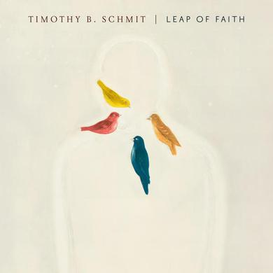 Timothy B Schmit Leap Of Faith CD Album (w/ Signed Booklet) CD