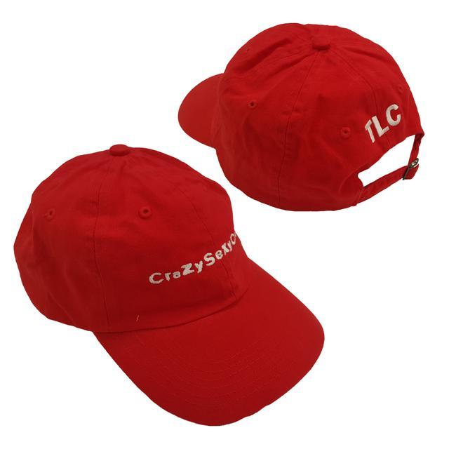 TLC CrazySexyCool Red Cap