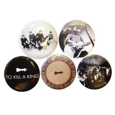 To Kill A King Badges