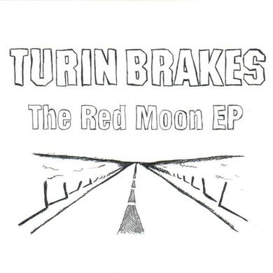 Turin Brakes The Red Moon EP CD (Vinyl)