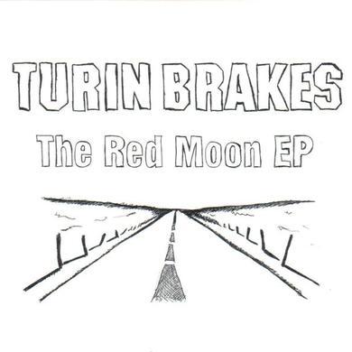 Turin Brakes The Red Moon EP CD (Vinyl)