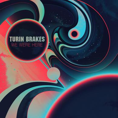 Turin Brakes We Were Here CD