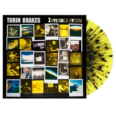 Turin Brakes Invisible Storm Ltd Edt Vinyl Heavyweight LP