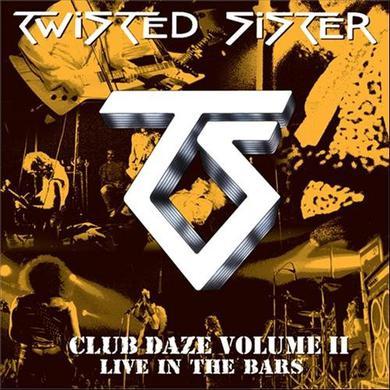 Twisted Sister Club Daze - Vol 2 Double LP (Vinyl)