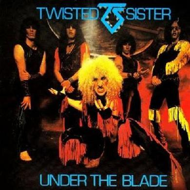 Twisted Sister Under The Blade Double LP (Vinyl)