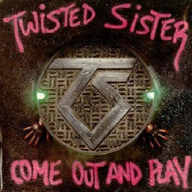 Twisted Sister Come Out And Play LP (Vinyl)