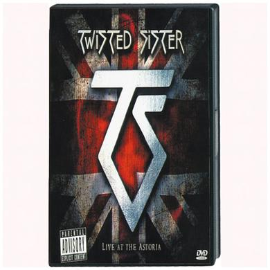 Twisted Sister Live At The Astoria CD/DVD