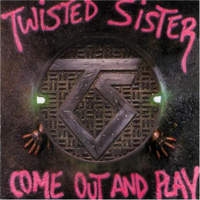 Twisted Sister Come Out And Play CD