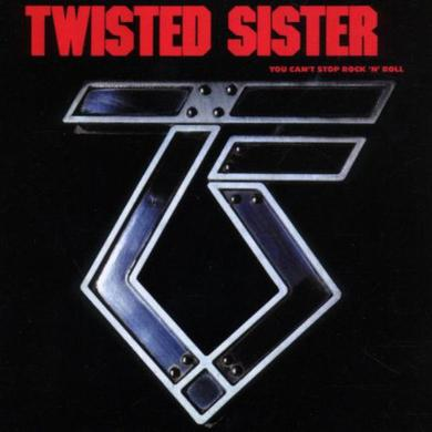 Twisted Sister You Can't Stop Rock'n'roll CD