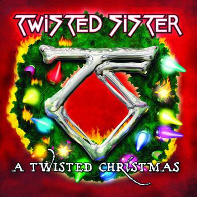 Twisted Sister A Twisted Christmas CD