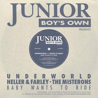 Underworld Baby Wants To Ride 12 Inch