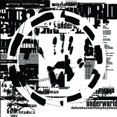 Underworld dubnobasswith myheadman (LP) Double Heavyweight LP (Vinyl)