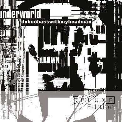 Underworld dubnobasswith myheadman (deluxe CD) CD