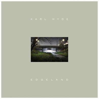 Karl Hyde Edgeland  CD