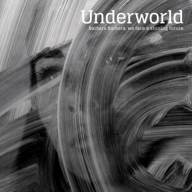 Underworld The Book of Barbara (CD/Book) CD Collector's Pack