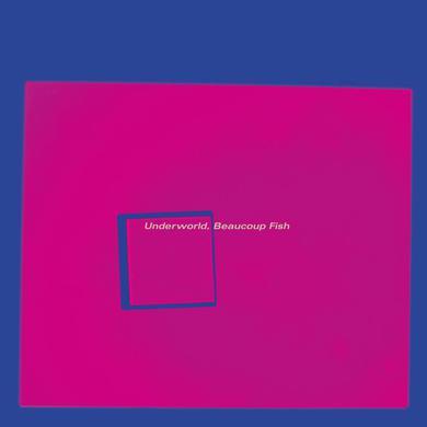 Underworld Beaucoup Fish Super Deluxe 4CD Album (2017 Reissue) Deluxe CD