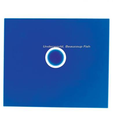 Underworld Beaucoup Fish LP (2017 Reissue) Double Heavyweight LP (Vinyl)