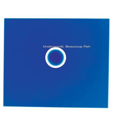 Underworld Beaucoup Fish CD Album (2017 Reissue) CD