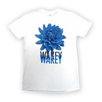 Wakey Wakey White Homeless Poets T-Shirt