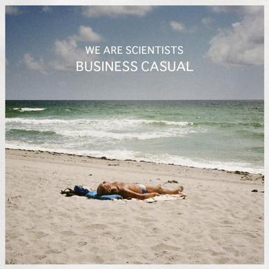 We Are Scientists Business Casual 10-Inch Vinyl EP 10 Inch