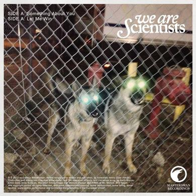 We Are Scientists Something About You 7-Inch Vinyl 7 Inch