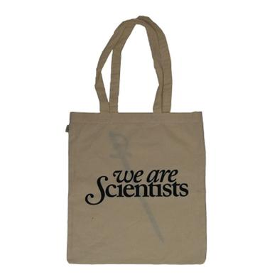 We Are Scientists Sword Logo Tote Bag