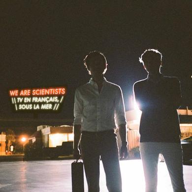 We Are Scientists TV En Francais, Sous La Mer 12-Inch Vinyl LP LP