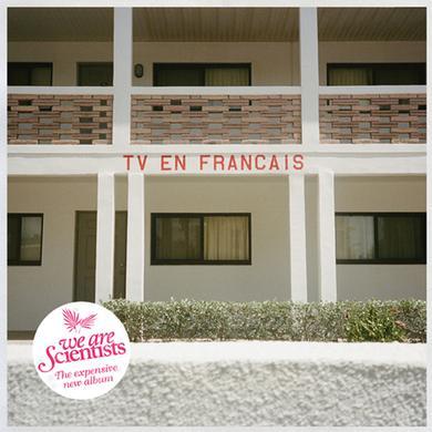 We Are Scientists TV En Francais CD Album CD