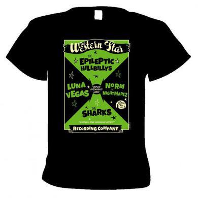 WESTERN STAR Winter Dance T-Shirt (Psychobilly)