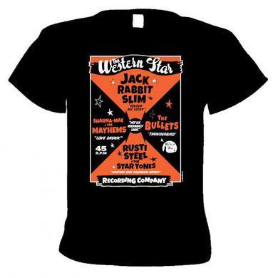 WESTERN STAR Winter Dance T-Shirt (Rockabilly)