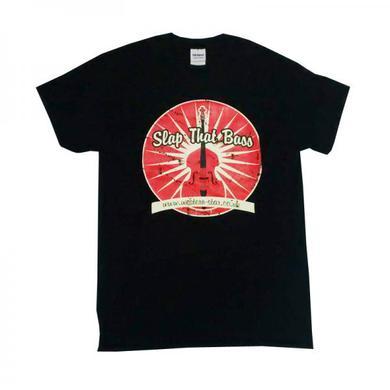 WESTERN STAR Slap That Bass Red T-Shirt